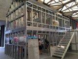 Fascio del Purlin/H del Purlin/Z di C per il magazzino della struttura d'acciaio/il blocco per grafici/tetto/supporto della villa