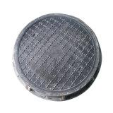 Couvertures de trou d'homme rondes de moulage concret chaud de la vente FRP avec des bâtis