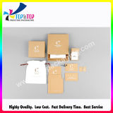 Wholesale Recycled Custom Empty Gift Uses Kraft Paper Box