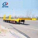 Hochleistungs3axle Lowbed halb Schlussteil der Aotong Marken-Qualitäts-