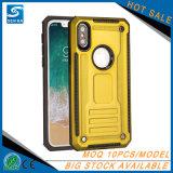 Cassa ammortizzante Colourful del telefono delle cellule per Samsung S8