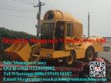 販売のための3.5cbmドラム容量の自己のローディングのトラックの具体的なミキサー機械