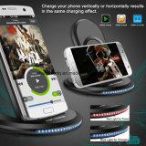 5V 2A 9V pour Samsung pour le chargeur sans fil portatif de remplissage rapide interurbain de téléphone de Qi d'iPhone