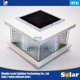 Solar Panel Solar leales al aire libre Jardín de Luz Soalr LED