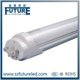 9W dirigem a luz aprovada RoHS da câmara de ar do diodo emissor de luz T5 do CE da iluminação