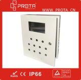 El Panel de control eléctrico de la Junta de verificación