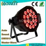 18PCS a la par de LED de interior puede Luz PAR