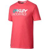 OEM Ombreのロゴプリント平野のブランドは丸首の余暇のTシャツを遊ばす