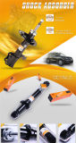 Amortecedor dianteiro para a Toyota Land Cruiser Uzj200 Kyb 340062
