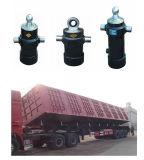 Cilindro hidráulico para reboque de dumping Lateral