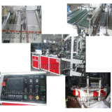 OPP/BOPP materieller seitlicher Dichtungs-Ausschnitt-Plastikbeutel, der Maschine herstellt