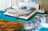 peintures murales du plancher 3D