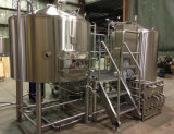 Het Bierbrouwen van de ambacht In de Apparatuur van de Staaf van het Bier Microbrewery