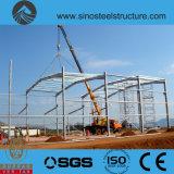 Estructura de acero prefabricada Almacén (TRD-005).