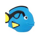 Belüftung-Fisch-Spielwaren-Bad spielt Sets, kundenspezifische Baby-Bad-Spielwaren