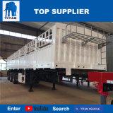 タイタンの手段-半トラックのトレーラーの販売のための長い手段3の車軸貨物トレーラー