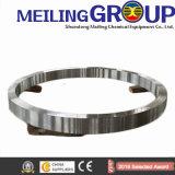 リングを造るF51 F53のステンレス鋼の継ぎ目が無い転送されたリングはステンレス鋼のリングを造った