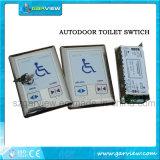 De automatische Schakelaar van Handicape van het Toilet van de Deur