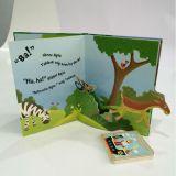 Regalos creativos personalizados de corte Pop-up Libro para niños