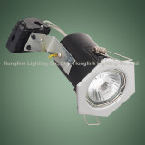 5W GU10 COB/SMD СИД Fire Rated Downlight