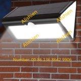 Im Freien wasserdichtes Licht des Mikrowellen-Radar-Bewegungs-Fühler-Solargarten-LED