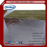 Lãs de rocha dos materiais de construção para a isolação externa da parede