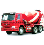 Alimentation professionnel HOWO camion bétonnière de 12 m3