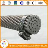 ACSR/AAC/AAAC y cable conductor de la línea de transmisión y distribución