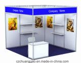Octanorm 알루미늄 PVC 위원회 쉘 계획 기준 부스