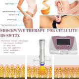 Riduzione acustica delle celluliti di terapia di onda d'urto