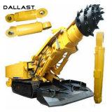 As máquinas escavadoras da demolição personalizaram o curso do brinco cilindro hidráulico da luva de 800 milímetros