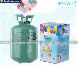 Venda a quente de aço descartáveis Balão de hélio balão no tanque para a parte