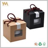 Boîte de papier à nourriture respectueuse de l'environnement pour le biscuit