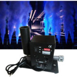 Heet verkoop de Machine van de LEIDENE Fontein van Confettien 1200 Watts met RGB Apparatuur van het Stadium 15*3W