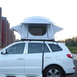 fuori dalla tenda esterna di campeggio del tetto 4WD della tenda della parte superiore del tetto dell'automobile della tela di canapa della strada schioccare in su il campeggiatore