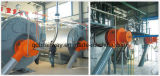 Chaudière à vapeur de charbon pulvérisé et chaudière à eau chaude (WNS/SZS)