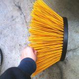 Cepillo amarillo de los PP del color para la máquina del barrendero de camino (YY-156)
