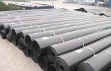 Het Maagdelijke Materiaal van 100% Gemaakt HDPE Geomembrane van de Voering van de Vijver tot van de Viskwekerij voor het Doel van het Fokken