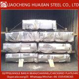 Placa de acero galvanizado corrugado prebarnizado para techos hoja