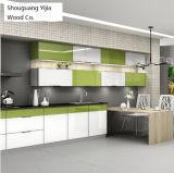 高品質のための光沢度の高く安い現代食器棚