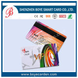 La norme ISO9001 Approuvé populaire carte VIP à bande magnétique