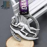 Medaglia in lega di zinco del metallo del Igc di marchio su ordinazione dello smalto in regalo del ricordo (JB1078)