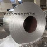 Aluminiumstreifen für geripptes Gefäß