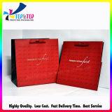 2018 Logo personnalisé imprimé Papier de cadeau cheveux sacs d'emballage
