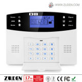 자동 Dail 음성 프롬프트 GSM 무선 도난 경보기 시스템