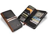 PU Business Travel Cards Passport Organizer Storage Clutch Bag (CY6849)