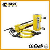 Cilindro hidráulico ativo dobro com a bomba elétrica hidráulica