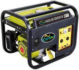 Gerador de gasolina portátil com gerador de energia elétrica comum170f 3kVA