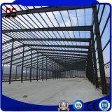 기중기를 가진 가벼운 새로운 디자인 강철 구조물 작업장