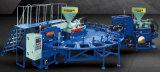 2 색깔 PVC TPR 사출 성형 단화 발바닥 기계